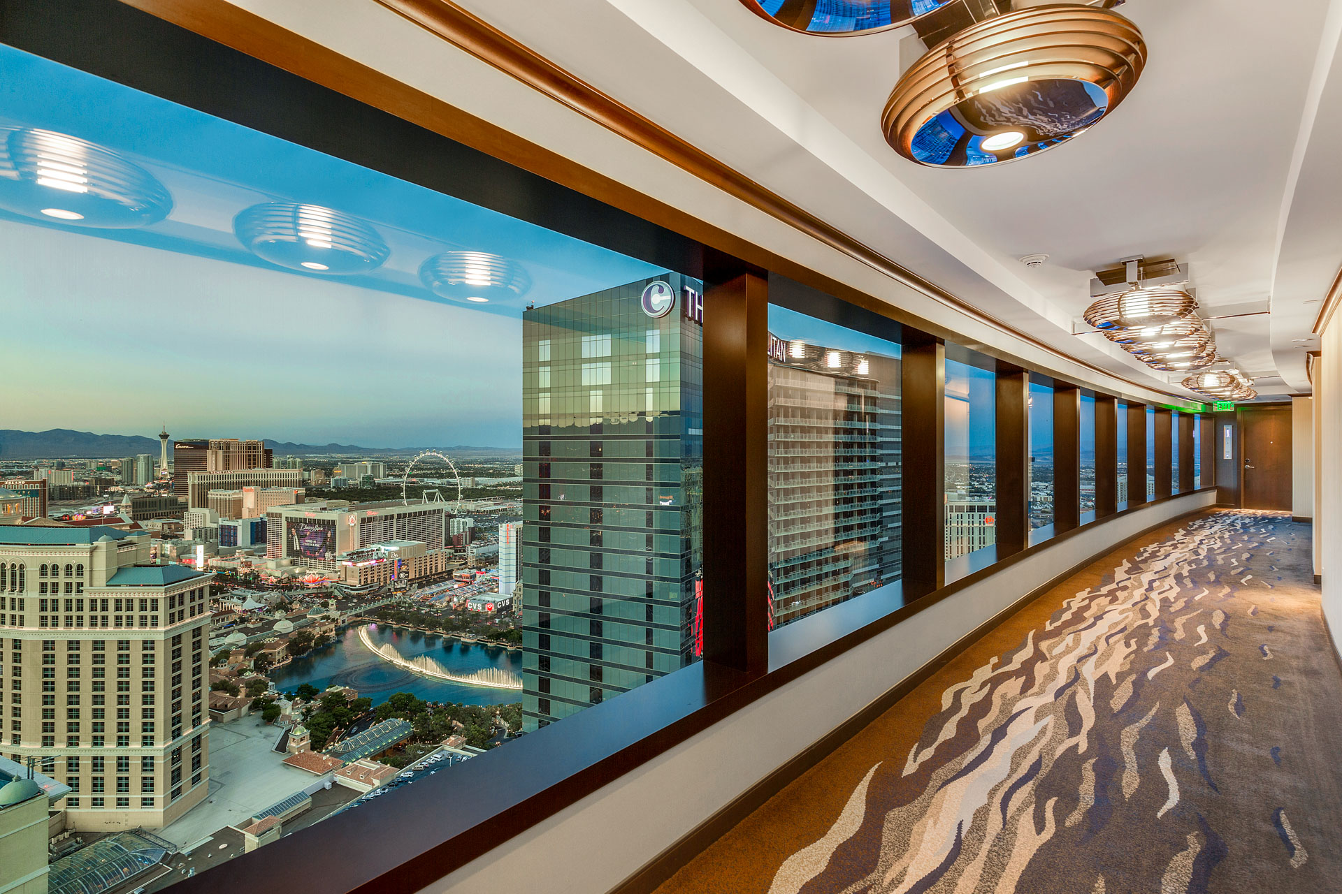 Las-Vegas-Penthouses-For-Sale-Vdara-Strip-View