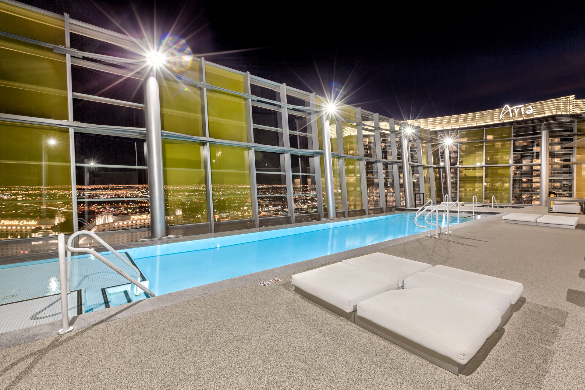 Veer-Towers-Condos-For-Sale-Las-Vegas-Pool