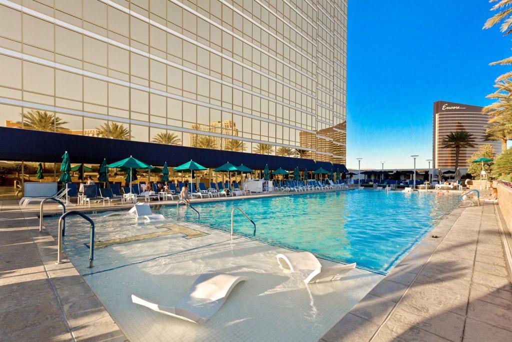 Trump Las Vegas Pool